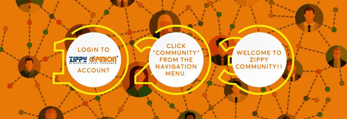 Zippy Opinion, Community, easy money, free vouchers